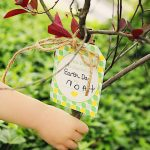 Free Chickabug Printable Tree tags and more for kids.