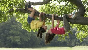 Children and teens and reducing stress
